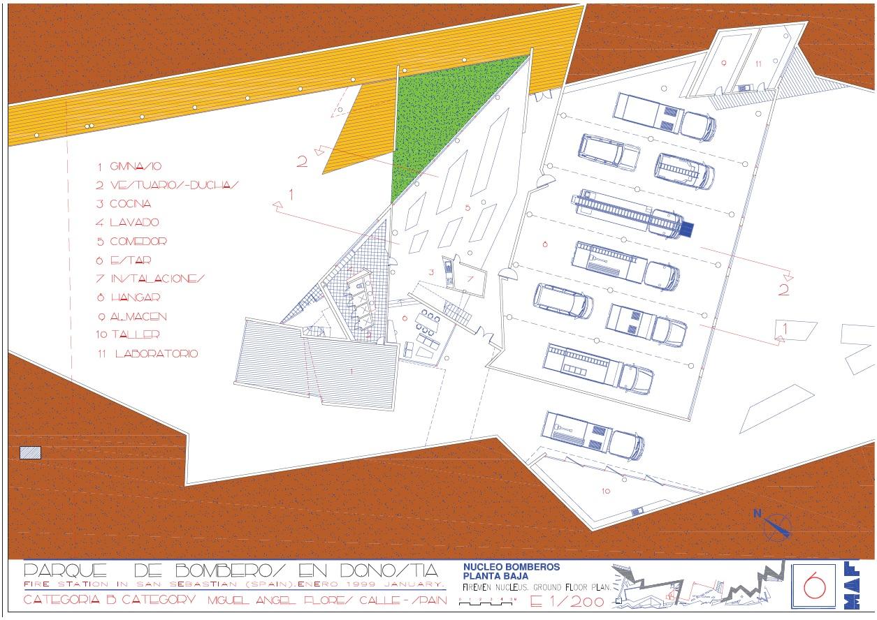 15 a os de arquitectura casa 33 for Escuela arquitectura donostia
